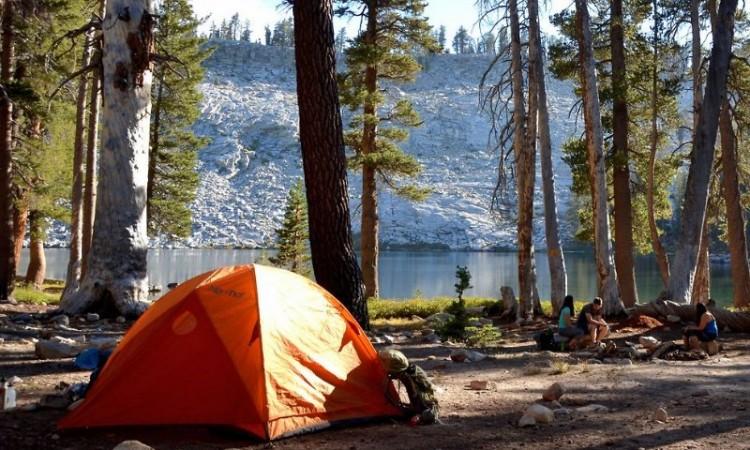 Lugar para acampar. ¿Cómo elegirlo?