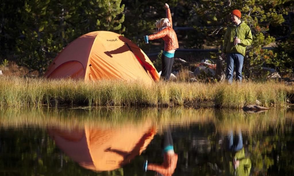 10 razones por las cuales amaras acampar