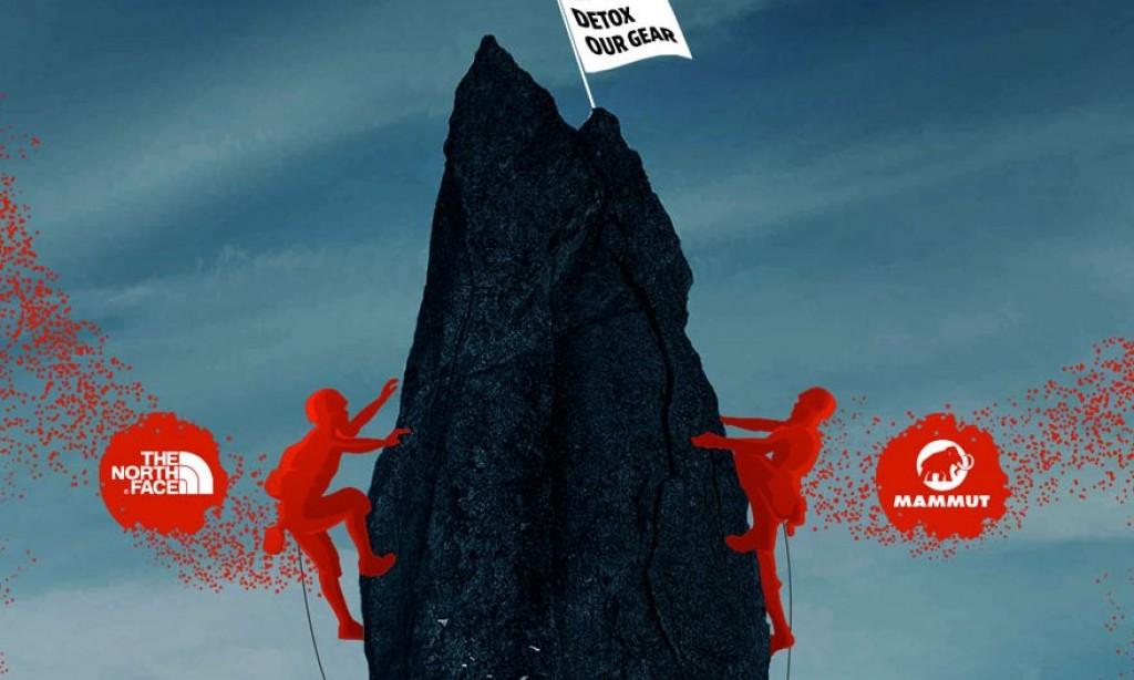 Equipos de montañismo se elabora con químicos altamente tóxicos