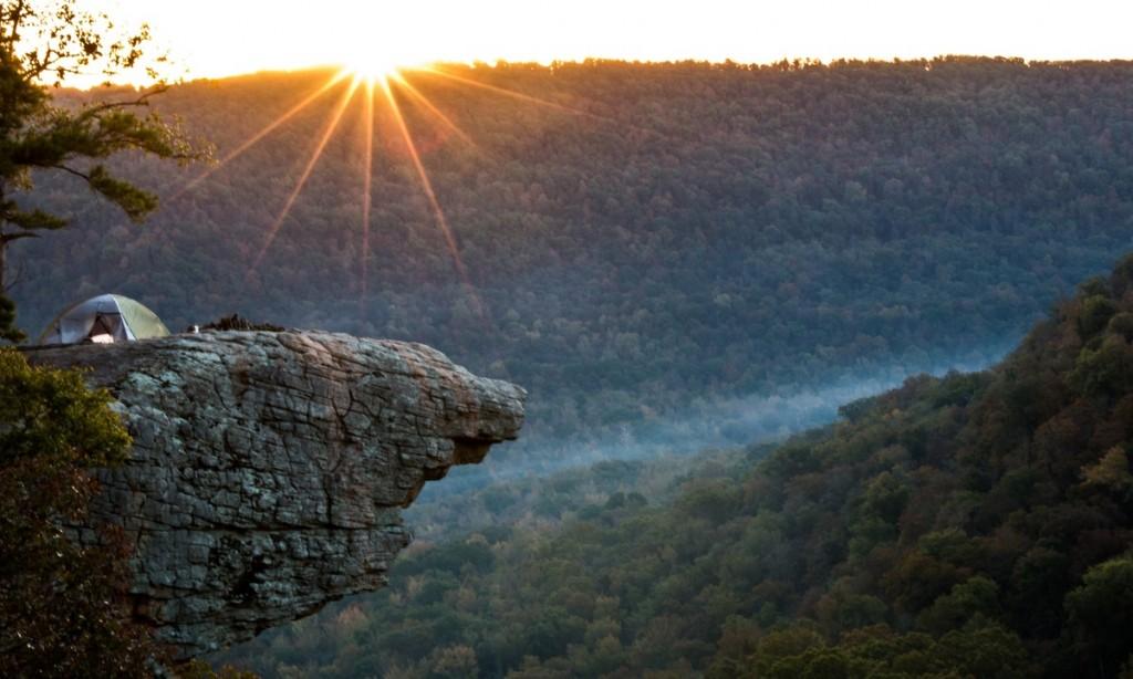 ¡Los 10 lugares para acampar más increíbles del mundo!