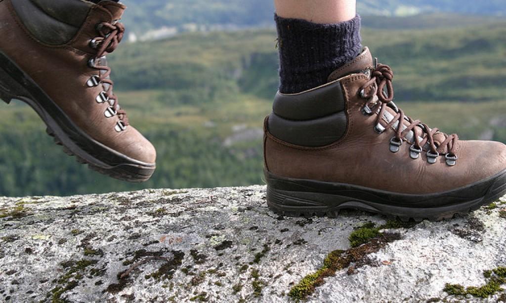 ¿Como Eliminar el mal olor en las botas?