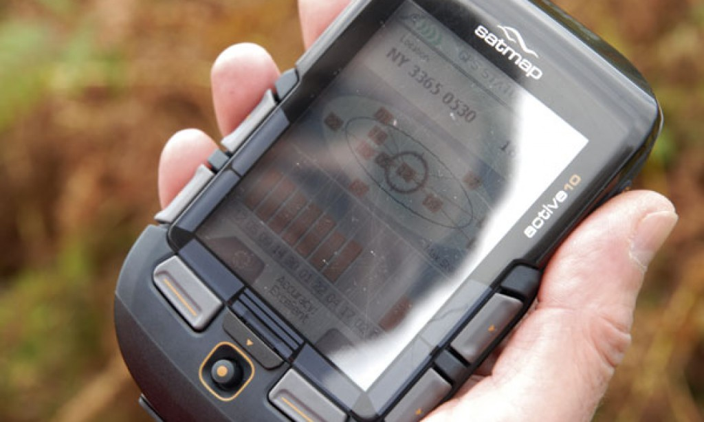 ¿Cómo elegir un GPS para la montaña?