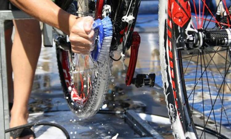 ¿Cómo lavar la bicicleta?