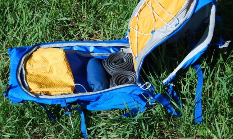 ¿Cómo preparar y que llevar en tu mochila para trail running?