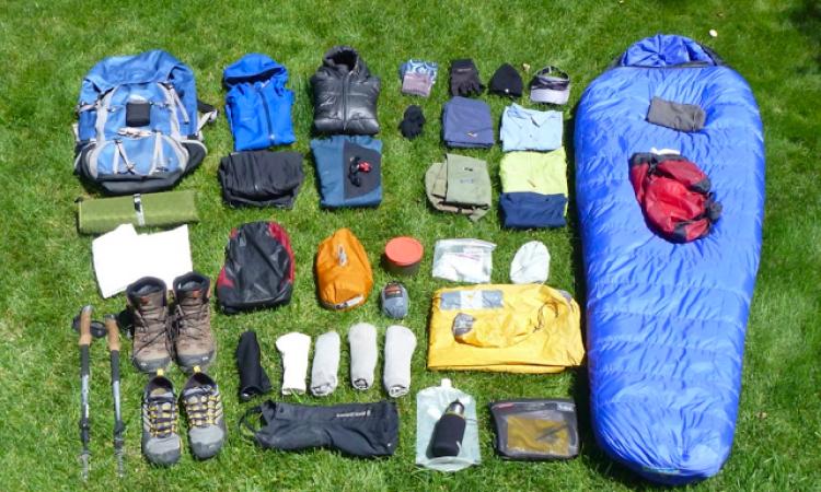 ¿Sabes que debes llevar a un campamento?