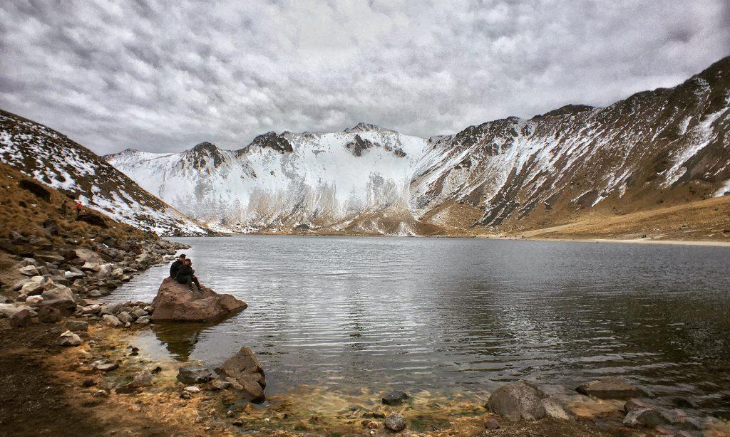 Acampar en el Nevado de Toluca
