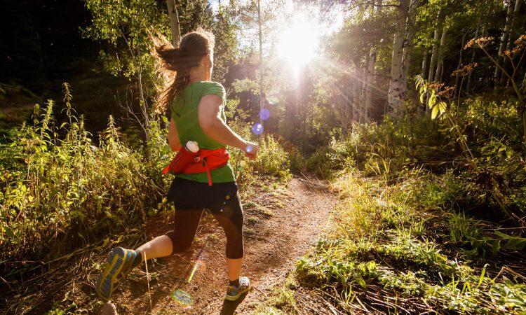 Beneficios de correr por la montaña