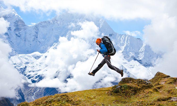 En forma para el reto de la montaña