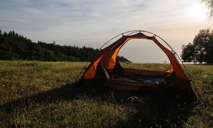 Acampar en zonas Templadas