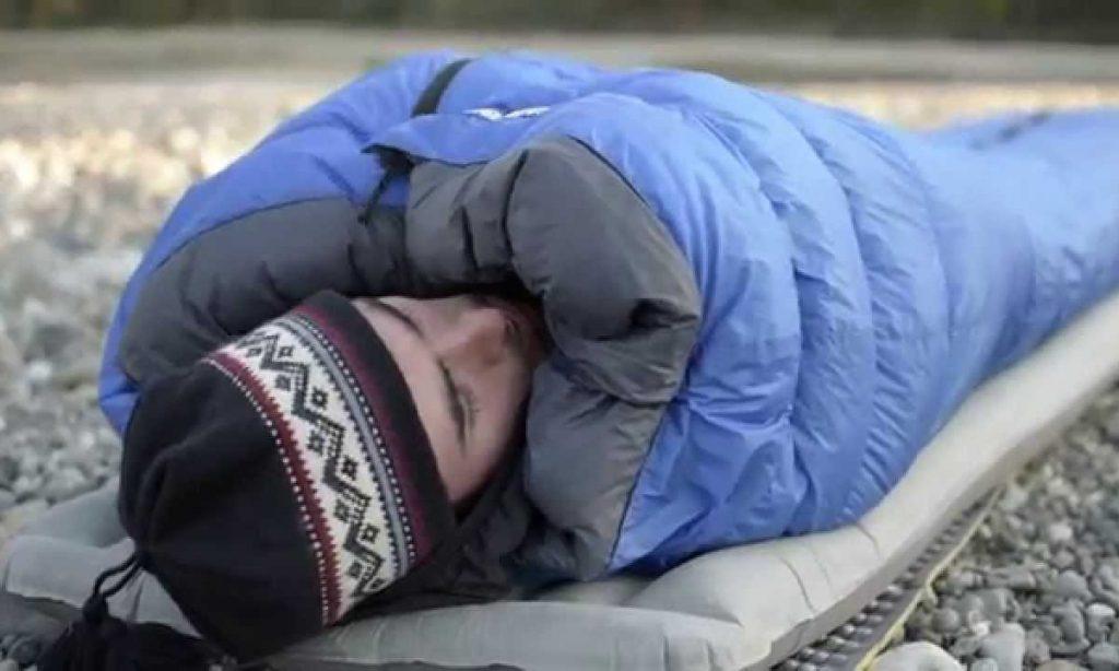 ¿Qué significan las temperaturas en un sleeping bag?