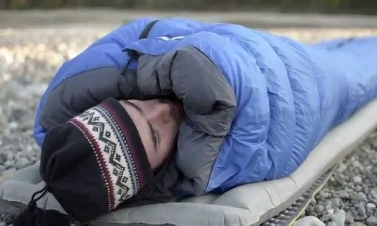 ¿Qué significan las temperaturas en un sleeping bag?