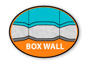 sleeping box wall