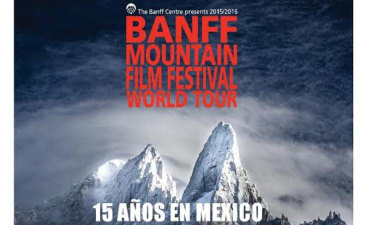 Banff Mountain Film Festival Mexico 2016