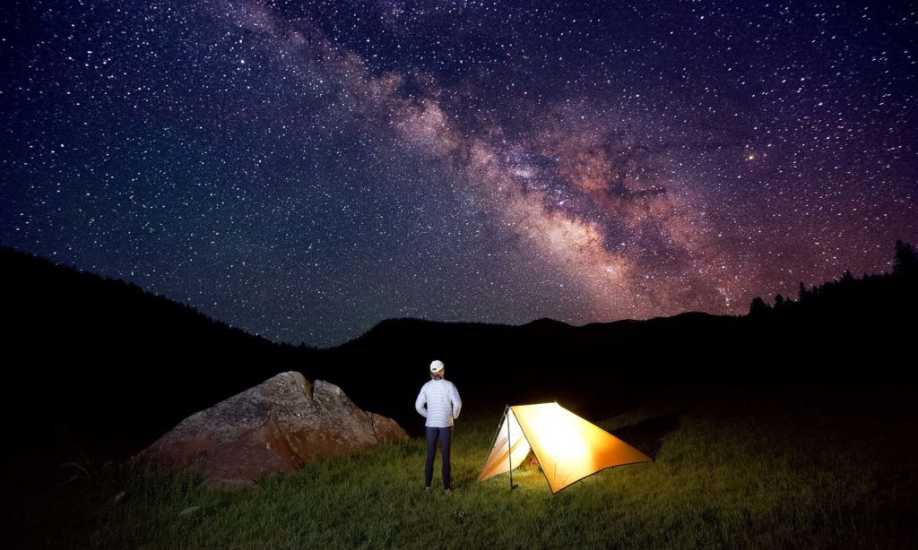 ¿Cómo orientarnos viendo al cielo?