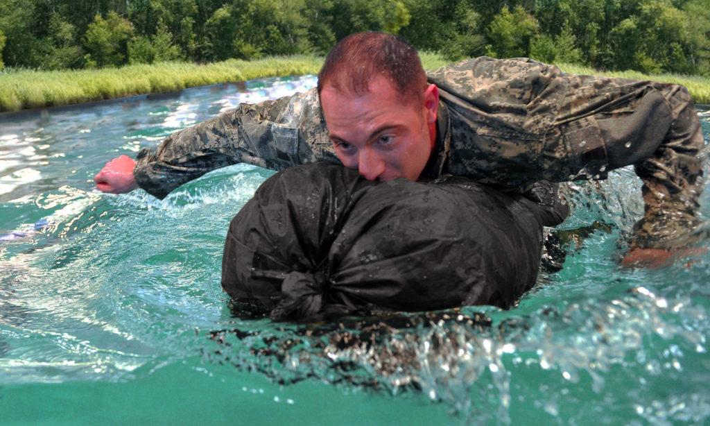 ¿Como convertir un poncho a flotador?