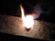 ¿Como crear una llama química?