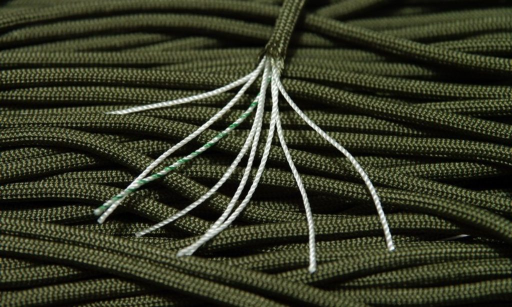¿Que es  la cuerda paracord ?