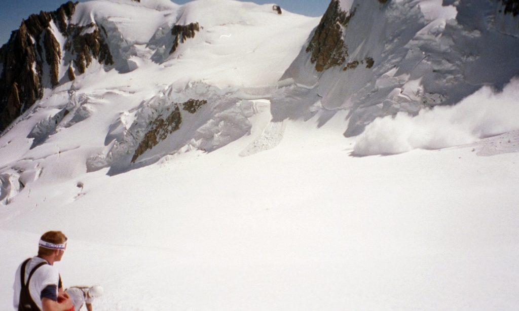 Como sobrevivir a una avalancha