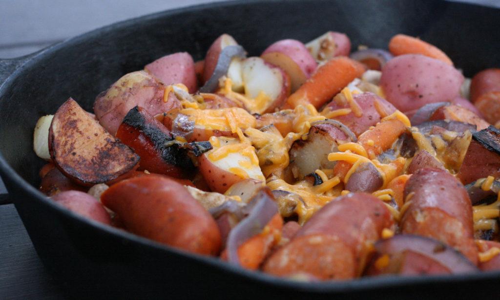 Aprende a realizar Chorizo Ranchero