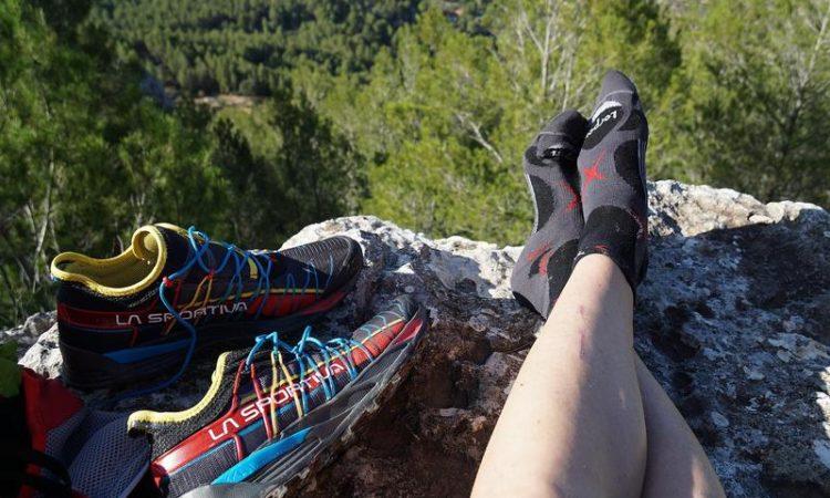 ¿Cómo elegir los calcetines para trail running?