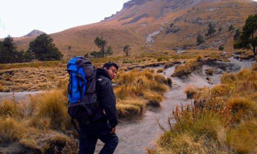 Ruta, ascenso a la Malinche por Tlaxcala