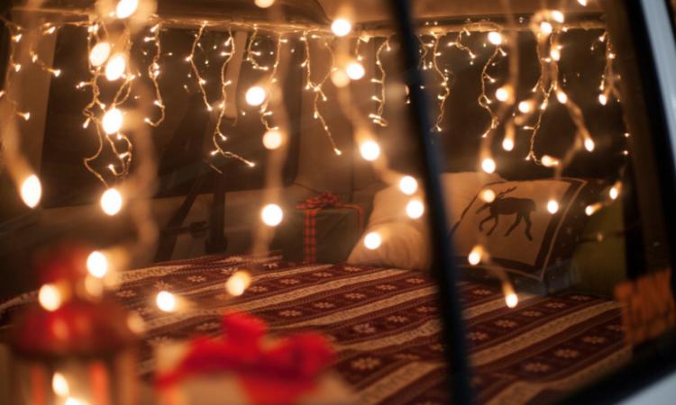 Tips esenciales para acampar en Navidad