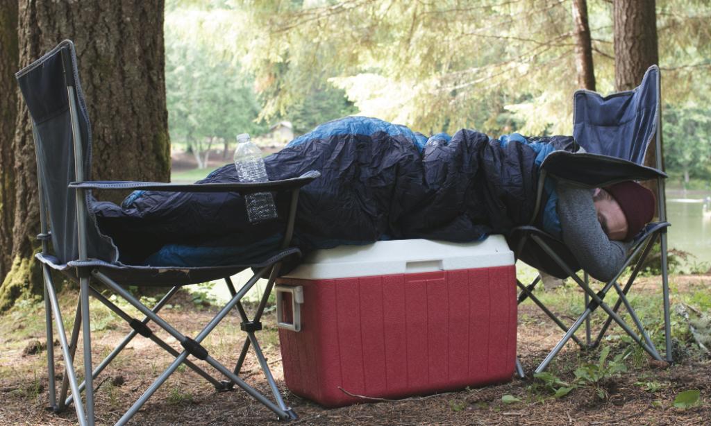 Errores comunes al acampar