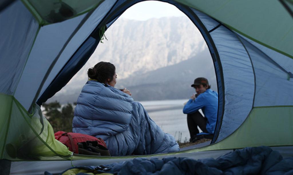 Claves para un buen descanso en campamento