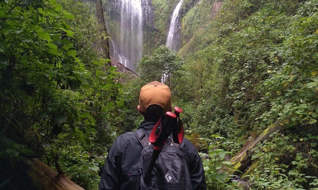 Acampar y explorar en Dos Aguas, San Rafael