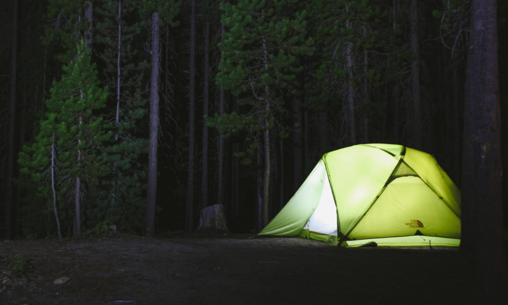 Rancho Santa Elena : Un lugar para acampar en Hidalgo