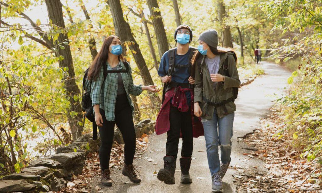 Protocolo de prevención contagio en montaña